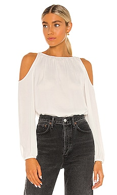 Cold Shoulder Blouse 1. STATE $69 BEST SELLER