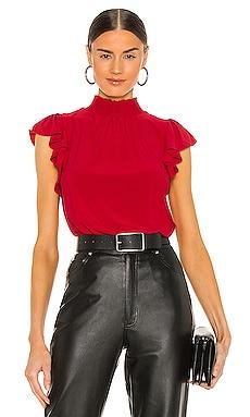 Slinky Knit Dressing Blouse 1. STATE $39