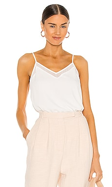 Sheer Inset Cami 1. STATE $59