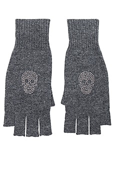 Theo Skull Gloves