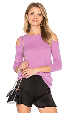 Roxanna Cold Shoulder Sweater