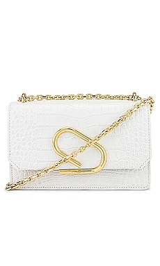 Alix Chain Clutch Embossed Croc Bag 3.1 phillip lim $595 Collections