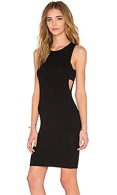 El Matador Dress in Black