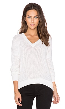 360 Sweater Nastya Sweater in Chalk