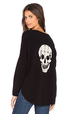 360 Sweater Mortis Sweater in Black & White