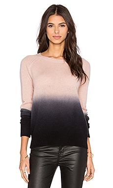 360 Sweater Spring Crew Neck Sweater in Cameo