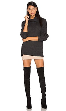 Rhea Turtleneck Cashmere Sweater