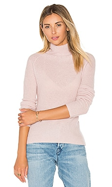 Jaci Cashmere Sweater in Rose