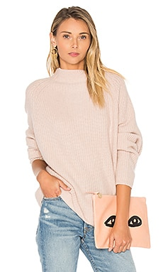 Effie Sweater in Blush