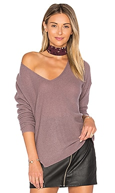 Farah Sweater in Mauve