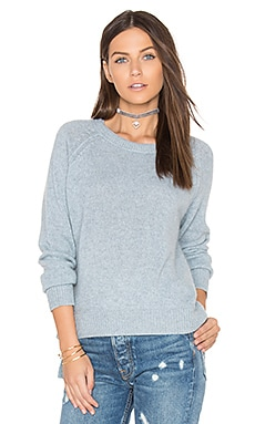 Hartley Sweater in Chambray