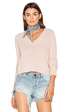 Manon Cashmere Sweater in Ballet