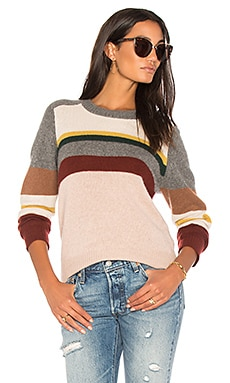 Emelina Stripe Sweater