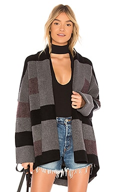 Paula Striped Jacket