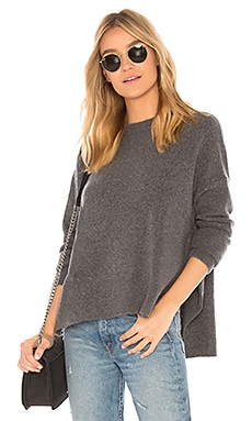 Hanna Zip Sleeve Sweater