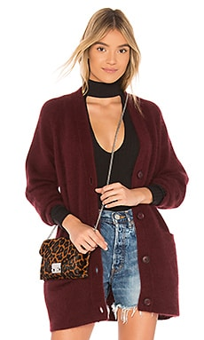 Lexie Wool Cardigan