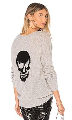 ROCKETT 해골 스웨터