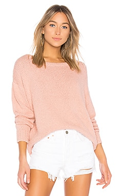 Rosy Sweater 360CASHMERE $142