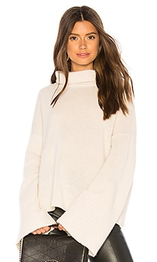 Lulu Turtleneck Sweater 360CASHMERE $391