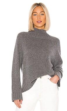 MARGARET 터틀넥 스웨터 360CASHMERE $391