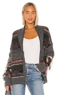Felicity Cardigan 360CASHMERE $633 NEW ARRIVAL