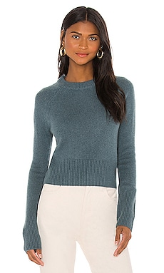 Jessika Cashmere Sweater 360CASHMERE $311 BEST SELLER