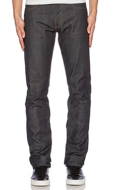 Slim Straight Denim 3sixteen $215