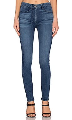 Channel High Rise Skinny en Teras