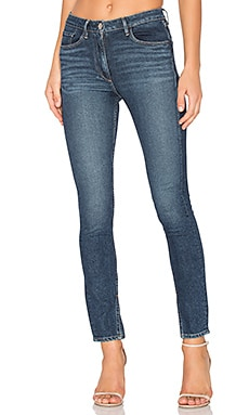 Split Seam Skinny em Dark Sterling