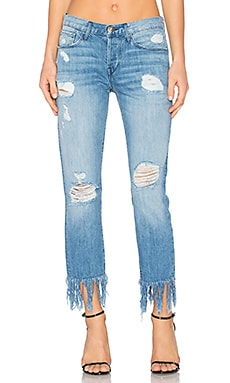 WM3 Crop Fringe в цвете Mazzy