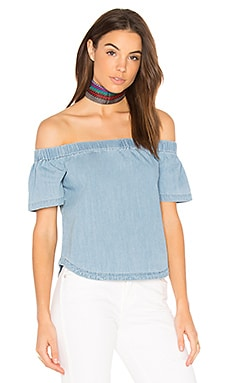 Clark Off Shoulder Top