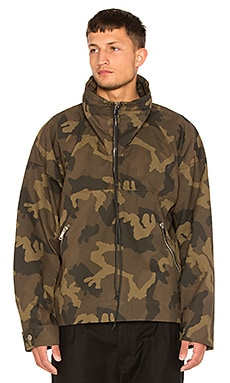 424 Camo Anorak in Unwashed Camo