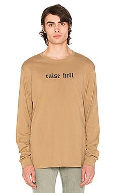 Raise Hell L/S Tee