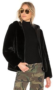 Куртка на молнии hooded - 5149
