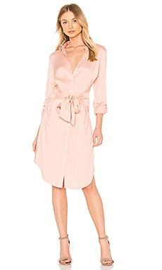 Tie Waist Shirt Dress 525 america $65