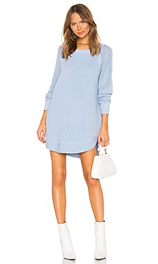 Raglan Sleeve Sweater Dress 525 america $124