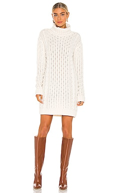 Cable Turtleneck Dress 525 $128 BEST SELLER