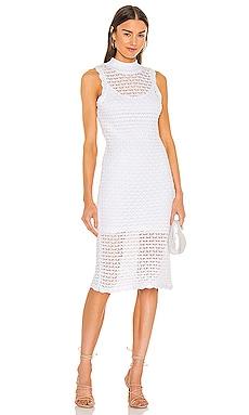 Sleeveless Midi Dress 525 $54