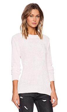 525 america Emma Crew Sweater in Pretty In Pink