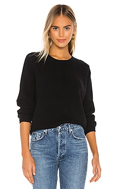 Emma Shaker Sweater 525 $68