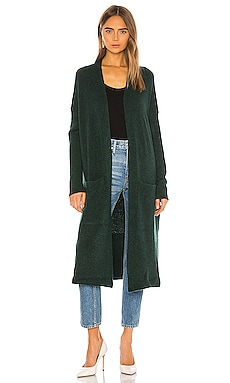 Plaited Cashmere Coat Cardigan 525 america $348