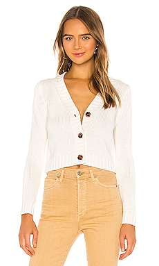 Cropped V Neck Cardigan 525 america $78