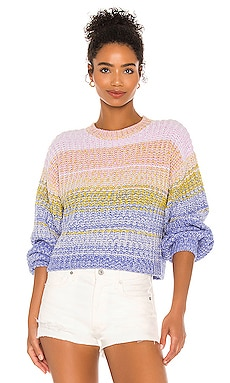 Mixed Marl Pullover Sweater 525 america $98