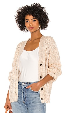 Mixed Cable Cardigan 525 $128 NEW
