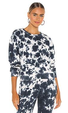Tie Dye Pullover Sweatshirt 525 $47