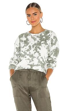 Tie Dye Pullover Sweatshirt 525 $62