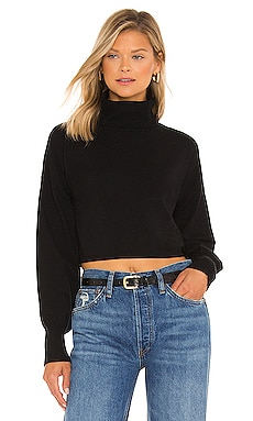 Relaxed Turtleneck Sweater 525 $108