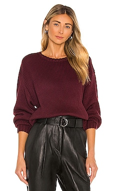 Relax Fit Crew Neck Pullover 525 $98