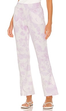 Tie Dye Full Length Pants 525 america $98 NEW