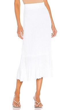Pleat Skirt 525 $128